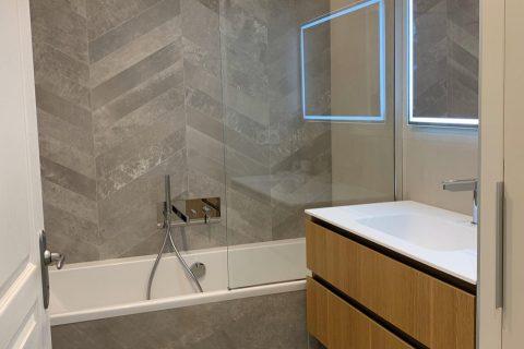 Rénovation salle de bain à Montpellier